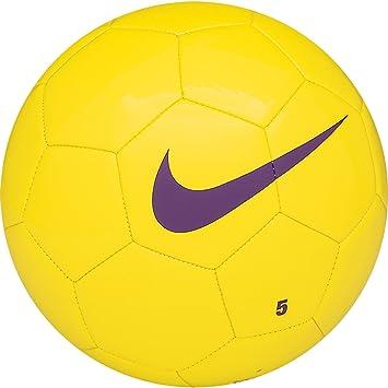 new arrival ec2de 22fab Nike Team Training Ballon de Football Mixte Adulte, Jaune, 5