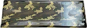 Camouflage Gift Wrapping Paper 20 Inch x 20 Inch Sheets Bulk Pack of 50