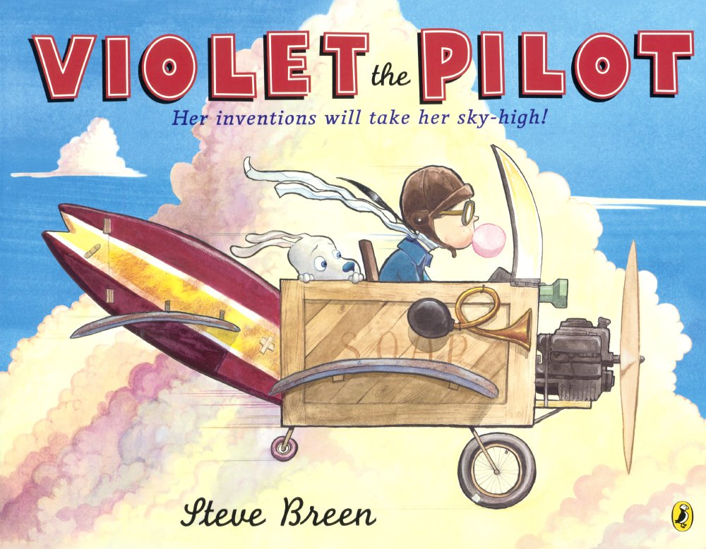Violet The Pilot (Turtleback School & Library Binding Edition)