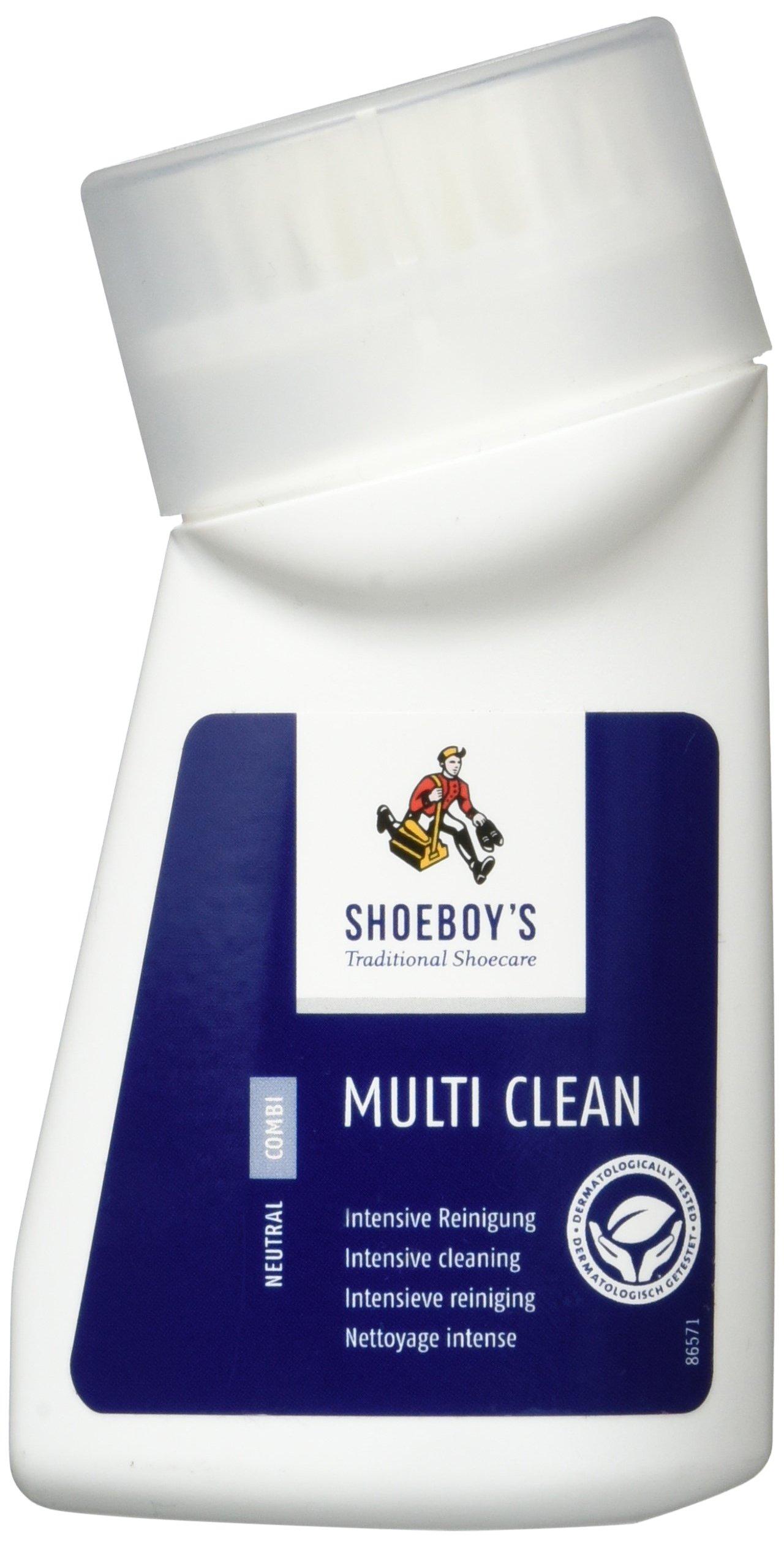Multi Clean / Shoe Cleaner de Shoeboy con cepillo incorporad