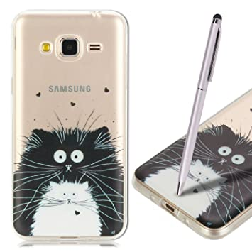coque samsung j3 2017 chat