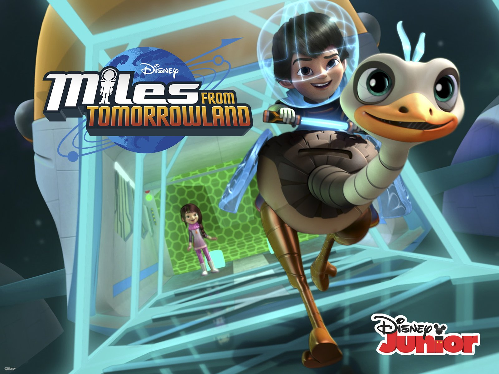 Amazon.com: Miles from Tomorrowland Volume 2: Amazon Digital Services LLC