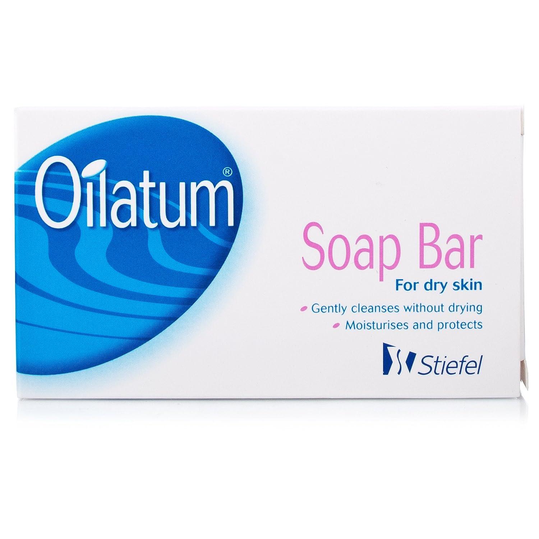 6 x Oliatum Soap Bars for Dry skin 100g glaxosmithkline