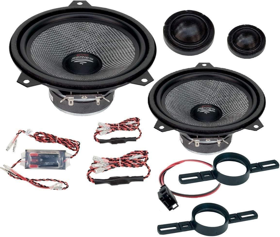 Audio System Rfit Kompatibel Mit Bmw E46 Lautsprecher Elektronik