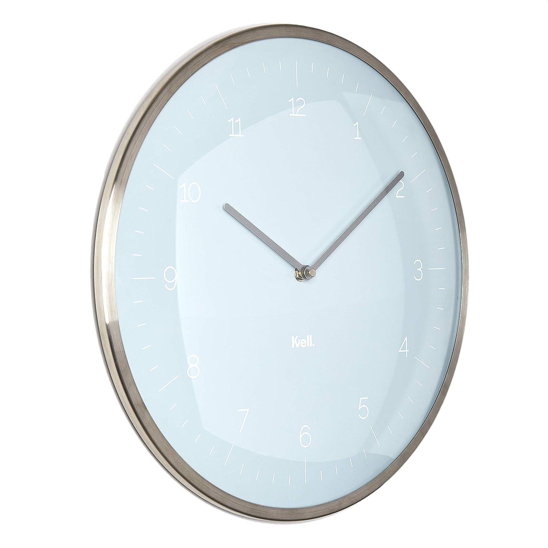Honest Blue Kvell Domo Wall Clock