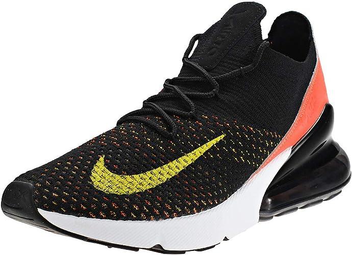 Nike Women's Air Max 270 Flyknit Gymnastics Shoes: Amazon.co