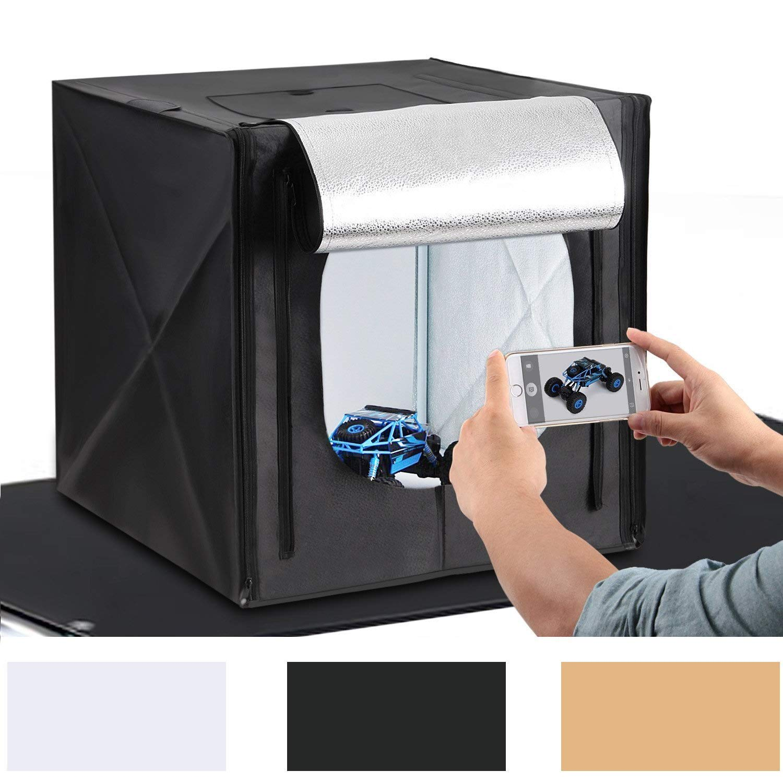 Caja de Fotografía