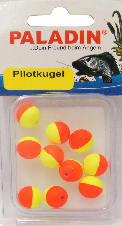 10 Pilotkugeln Posen Piloten Forellenposen rund