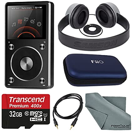 FiiO X5 Portable Player Windows Vista 32-BIT