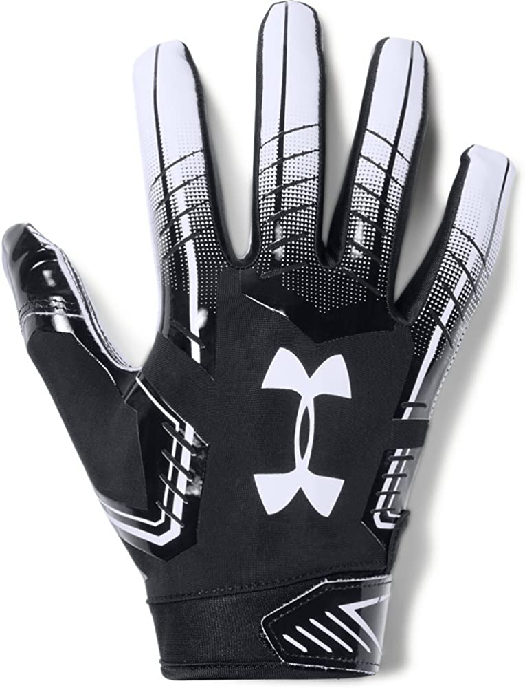 Contribuyente Ambiguo rifle  Amazon.com : Under Armour Men's F6 Football Gloves : Clothing