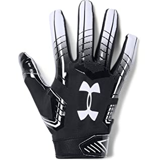 Under Armour Guanti Football UA F6 - Black/White - X-Large 1304694