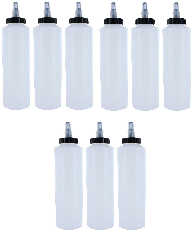 Meguiars  16 Oz. Self Cleaning Dispenser Bottle 9 Pack
