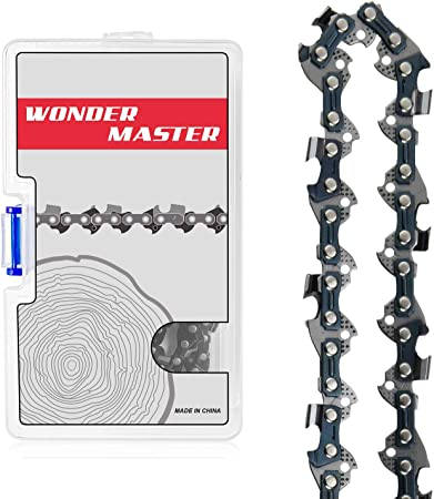 """Pack of 5 Chainsaw Chains 3//8/"""" .050/"""" x 52 Drive Links NEW McCulloch//Ryobi"""