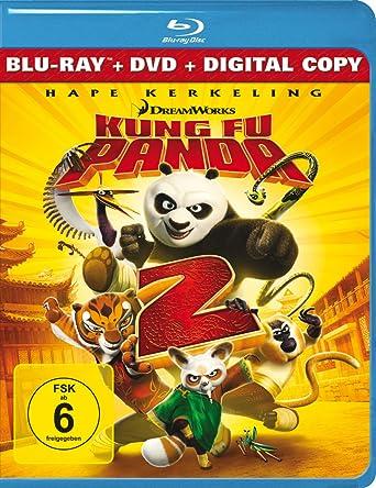 amazon co jp kung fu panda 2 dvd ブルーレイ