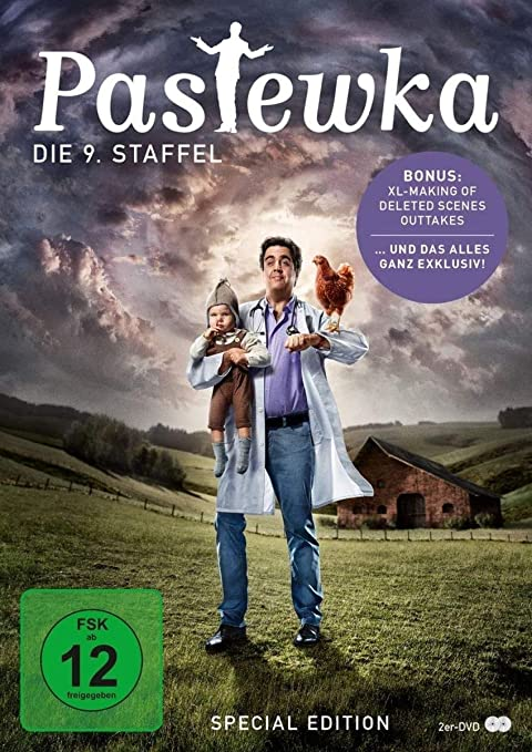 Pastewka - Die 9. Staffel [Special Edition] [2 DVDs