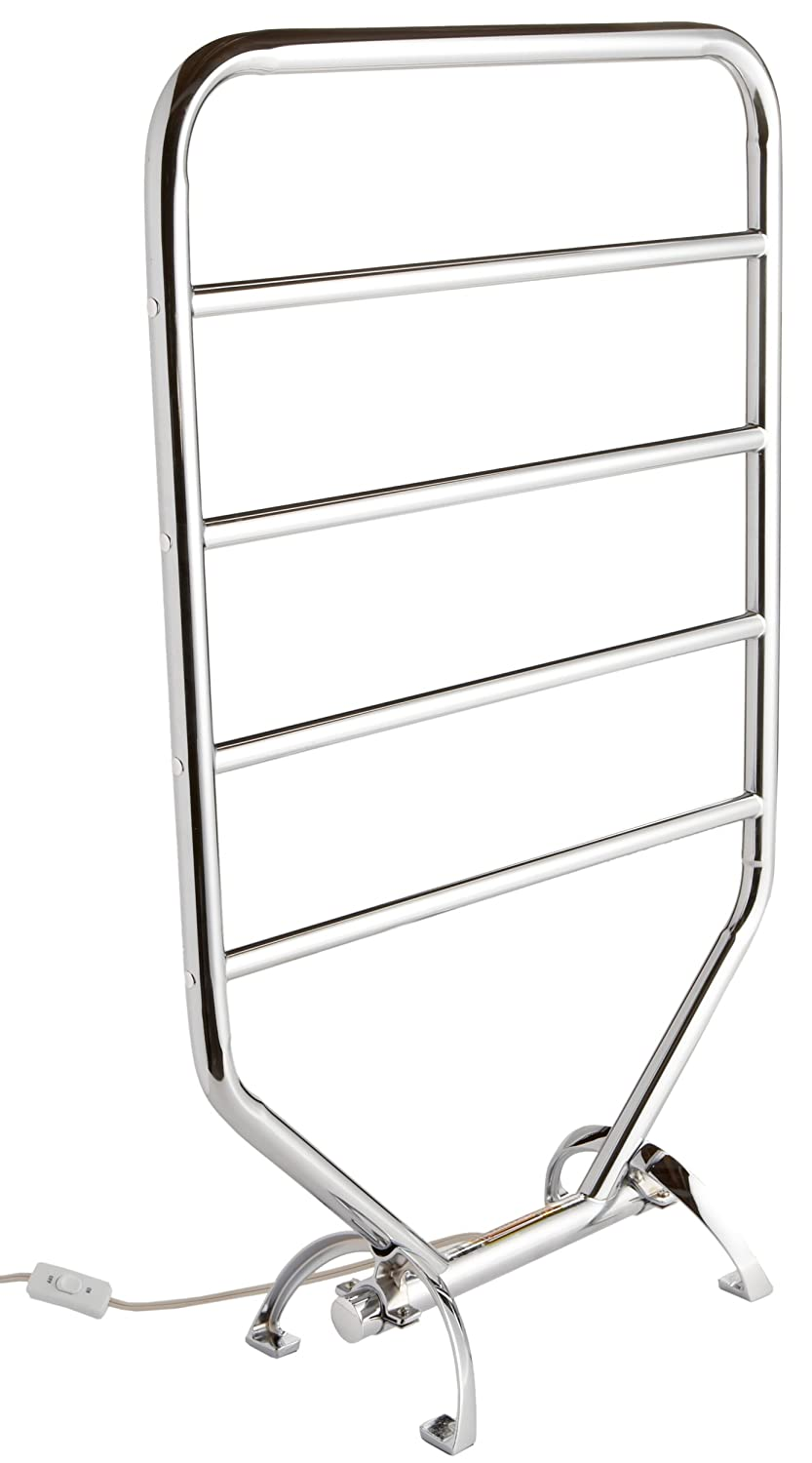 Com Warmrails Rtc Mid Size Wall Mounted Or Floor Standing Towel Warmer 34 Inch Chrome Finish Home Kitchen