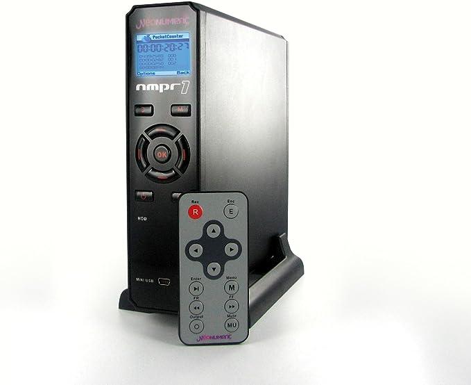 Neonumeric nmpr-1 caja para disco duro multimedia y grabador DVR ...