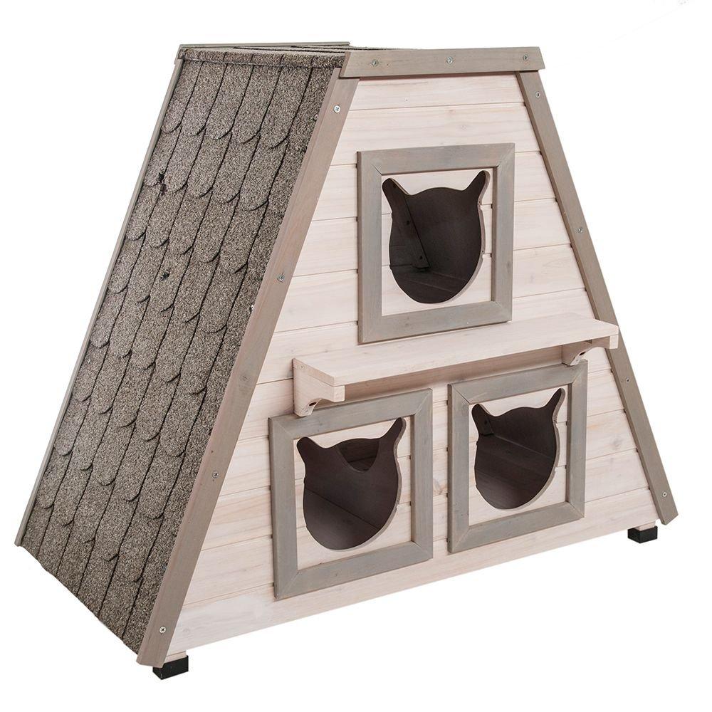 Madeira Cat House