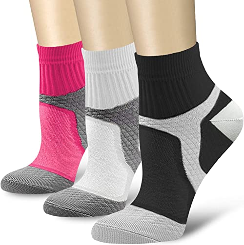 CHARMKING Compression Socks for Women & Men Circulation