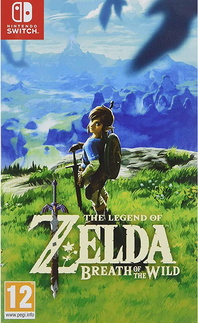 The Legend of Zelda: Breath of the Wild [Importación francesa]: Amazon.es: Videojuegos