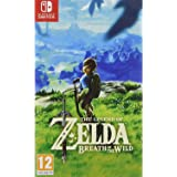The Legend Of Zelda : Breath Of The Wild [Nintendo Switch] (CDMedia Garantili)