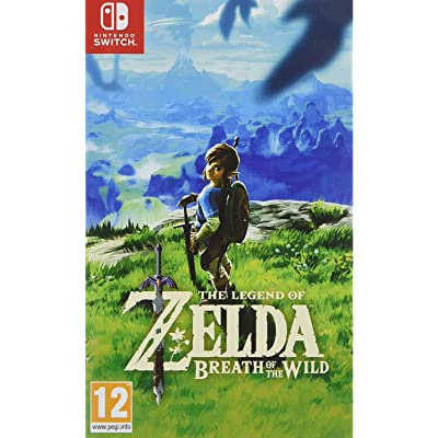 The Legend of Zelda: Breath of the Wild [Importación francesa]