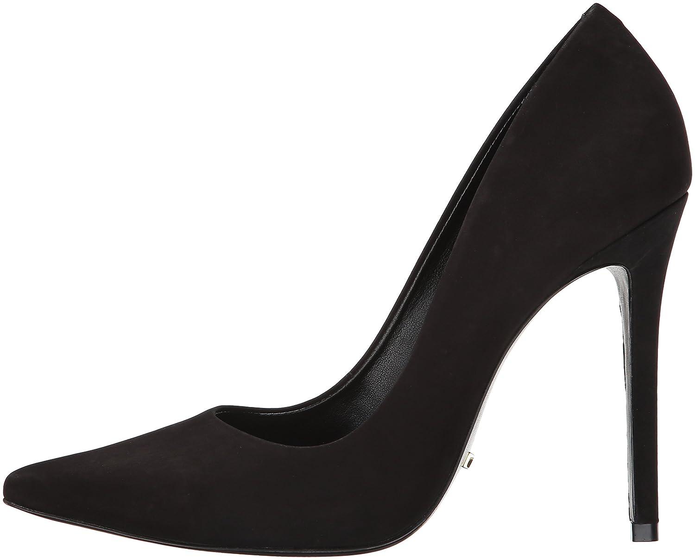 SCHUTZ Women's Gilberta Dress Pump Black B00O23LU32 7.5 B(M) US|Nobuck Black Pump 71ab5a