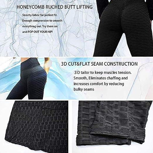 Amazon.com: MIWORM - Leggings estampados para mujer, talla ...