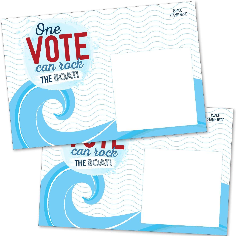 Voting Reminder Post Cards