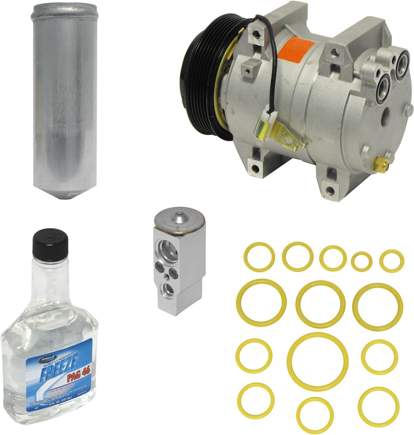A//C Compressor and Component Kit KT 2601