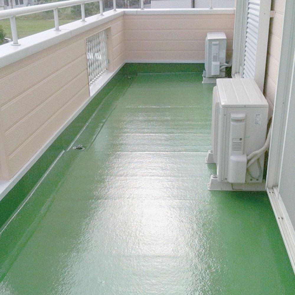 カンペハピオ 水性コンクリート床用 グレー 1.6L