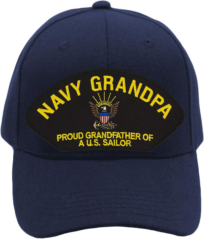 US Navy Grandpa - Proud...