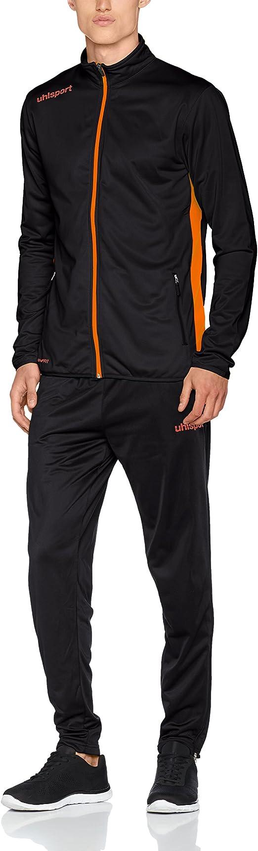 uhlsport Essential Classic Chándal, Hombre: Amazon.es: Deportes y ...