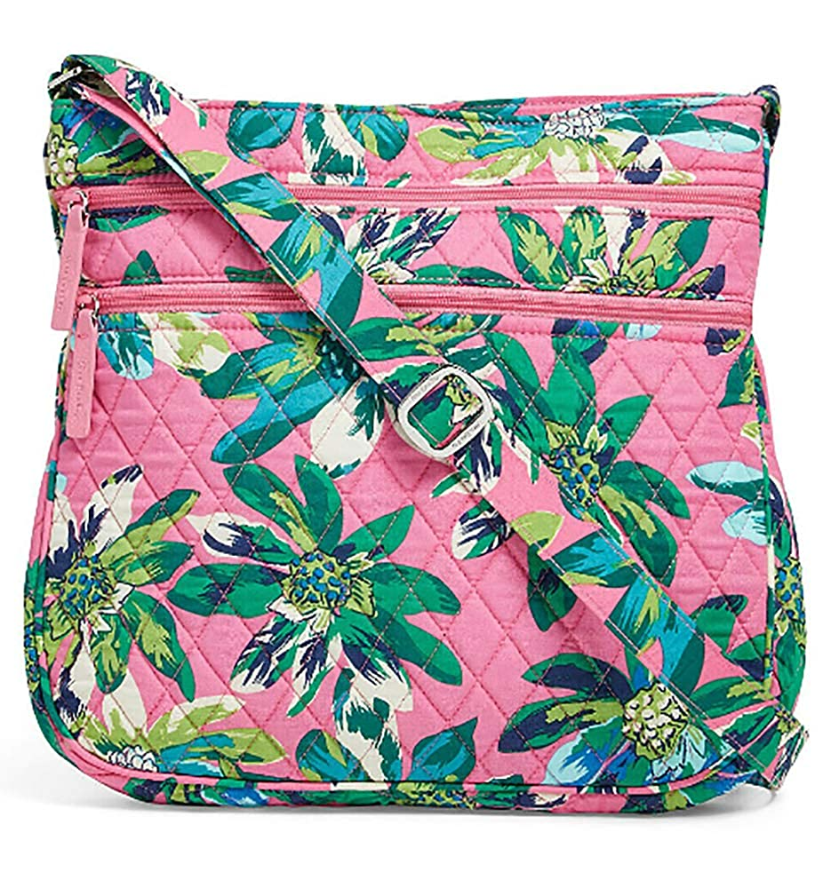 【レビューで送料無料】 Vera Bradley Bradley レディース B079Y321QQ Tropical Paradise Paradise Blue With Blue Interiors Tropical Paradise With Blue Interiors, 袖ヶ浦市:bac13f7c --- egreensolutions.ca