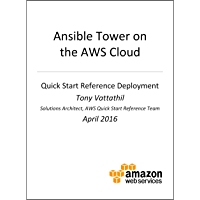 Ansible Tower on AWS (AWS Quick Start)