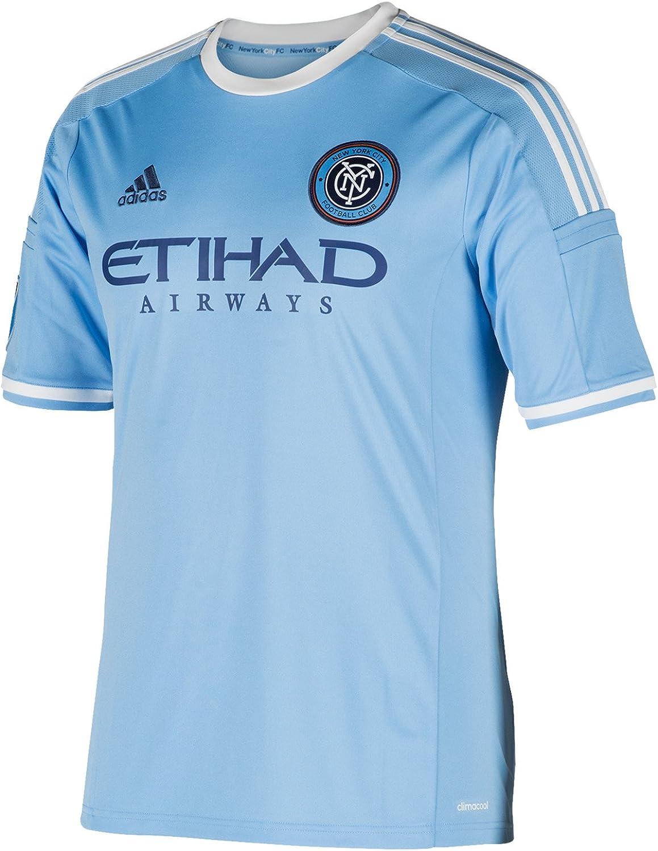 adidas MLS New York City Football Club Jersey - Youth