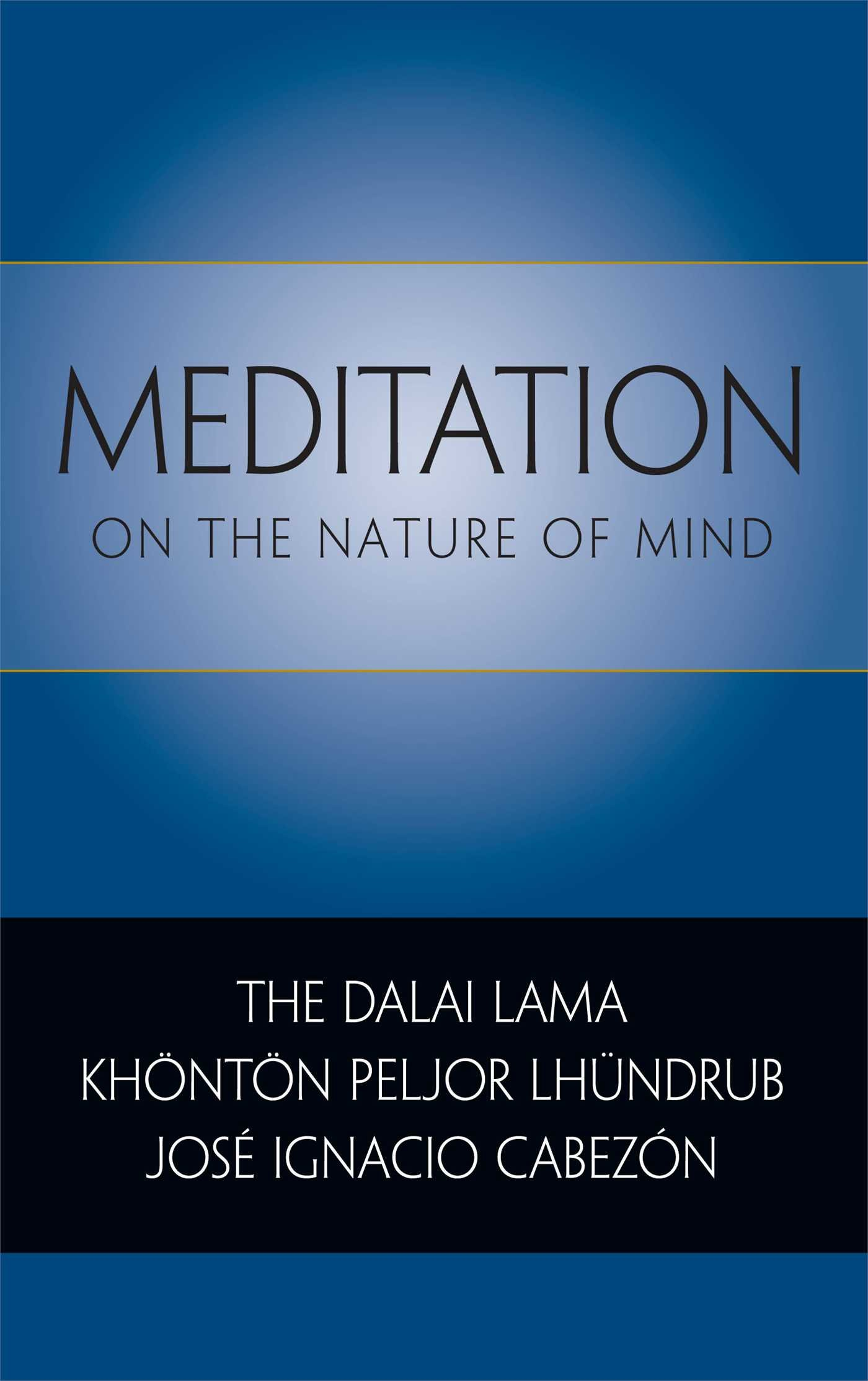 Meditation on the Nature of Mind: Amazon.de: His Holiness the Dalai on