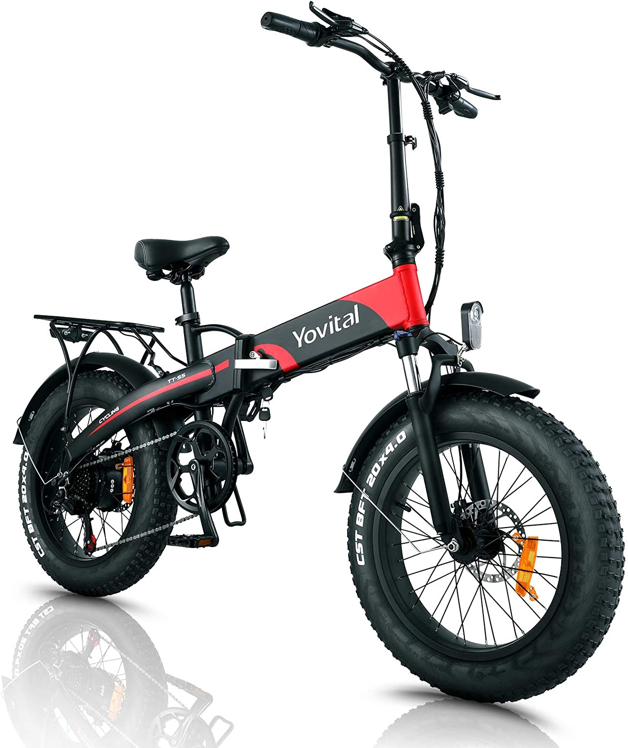 YOVITAL fat bike