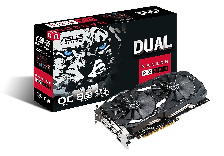 ASUS Radeon DUAL RX 580