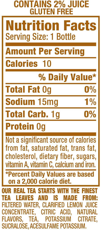 Diet Snapple Half 'n Half, 16 fl oz (24 Plastic Bottles) by Snapple (Image #7)