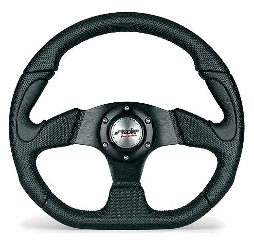 3 opinioni per Simoni Racing X2330PUN/P Volante X2 Poly Pelle