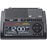 Midland - WR400, Deluxe NOAA Emergency Weather Alert Radio - S.A.M.E. Localized Programming, 80+ Emergency Alerts, & Alarm Cl