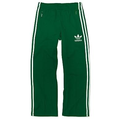 adidas Originals Europe TP Beckenbauer Pantalon de survêtement Pantalon  Pantalon Sport Vert Blanc  Amazon.fr  Vêtements et accessoires d2ec9d62617