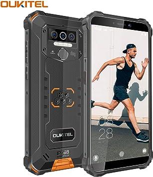 OUKITEL WP5 IP68 Móvil Libre Resistente,Telefonos Robusto Android ...