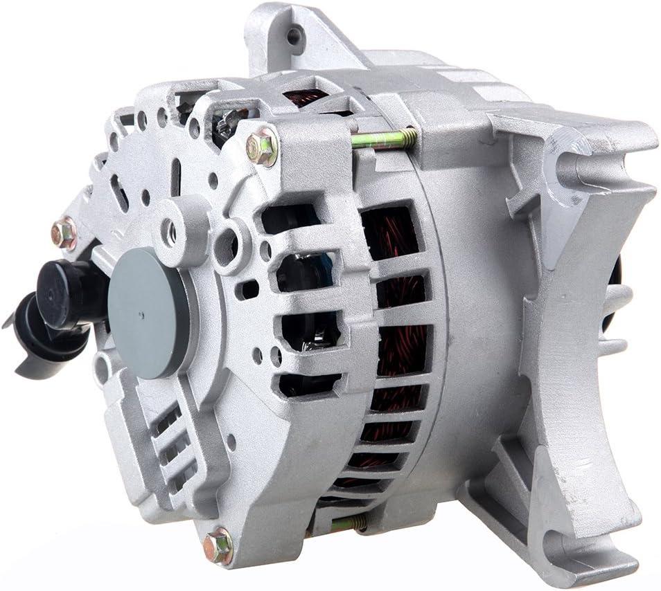 ROADFAR Alternator Fit for 2003-2004 Ford Expedition 2003-2004 Lincoln Navigator 8305 334-2531 AFD0113 2L7U-10300-AA 2L7U-10300-BA 2L7U-10300-BB 2L7Z-10346-AA 2L7Z-10346-BA 2L7Z-10346-BB
