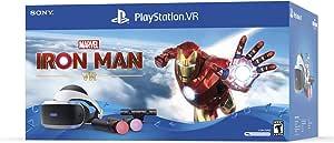 Paquete PlayStation VR con juego Marvel's Iron Man VR - PlayStation 4 Bundle Edition