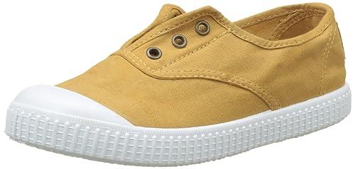 Victoria Inglesa Lona Tintada Puntera, Zapatillas Unisex Niños: Amazon.es: Zapatos y complementos