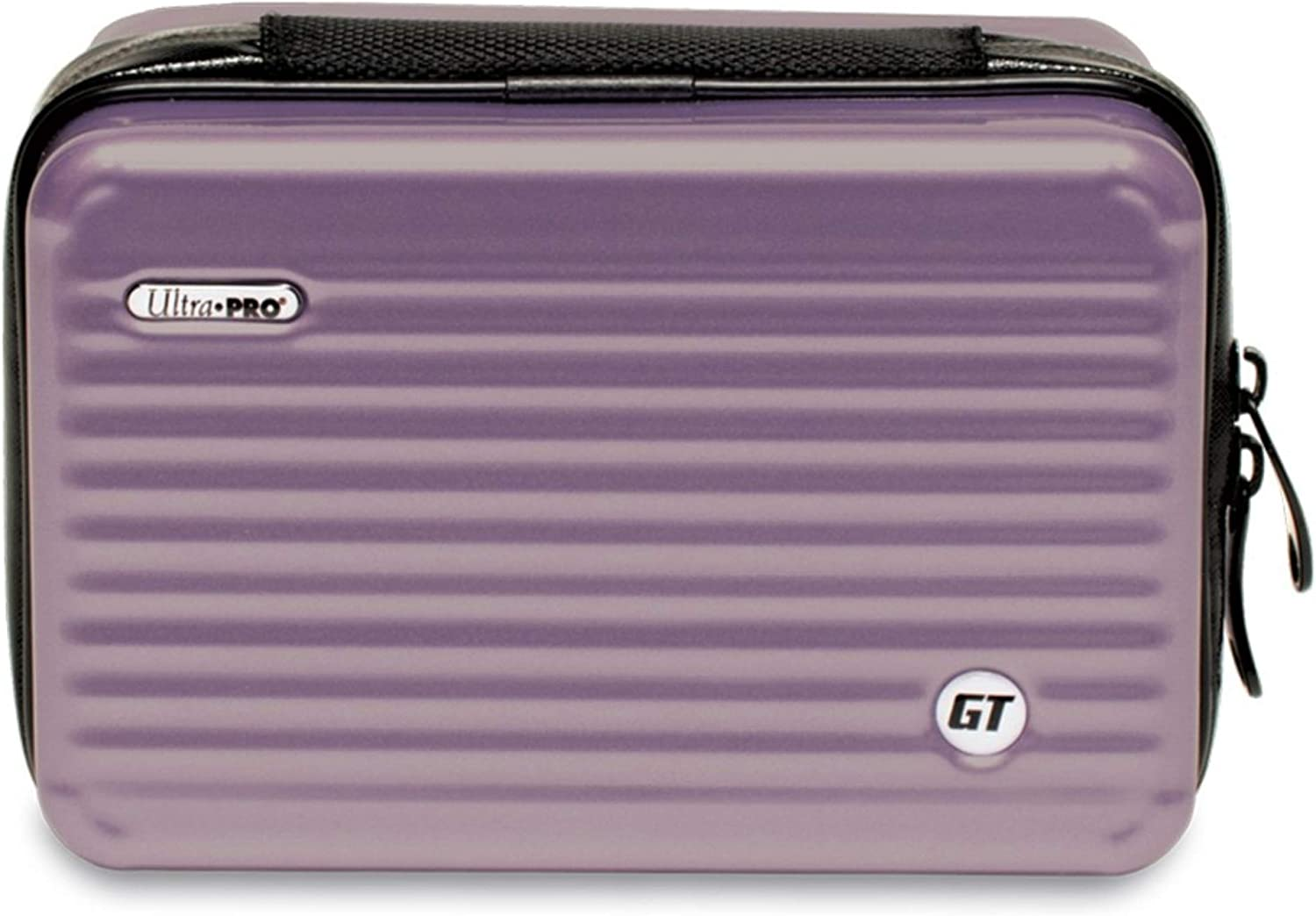 Silver Ultra Pro GT Luggage Deck Box for Collectibles