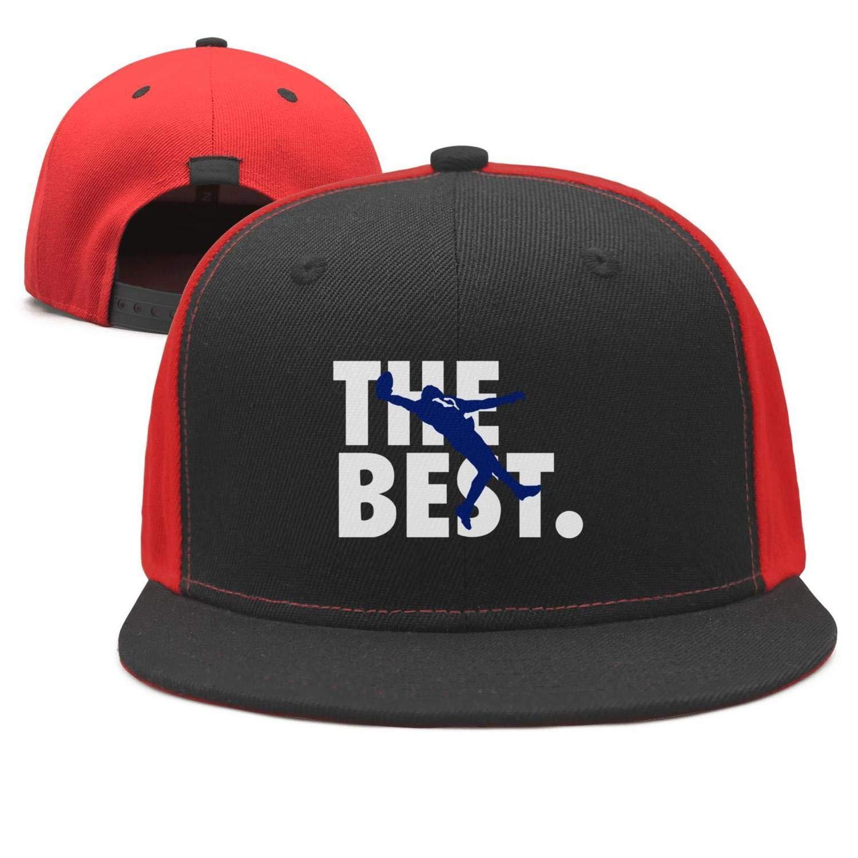 Amazon.com  HOPMOOTBA The Best 13 Flat Bill Adjustable Hat Snap Snapback  Cap Men   Women Hip-Hop  Clothing 8ad3fb3e628