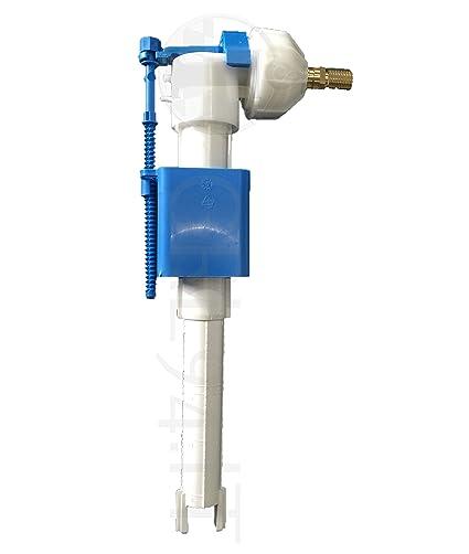 Jomo Lokus Pokus - Válvula universal de llenado de cisterna de inodoro (para cisternas de